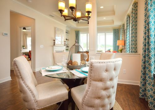 Breakfast-Room-in-The Dobson-at-Eagle View at Stonebridge-in-Monroe