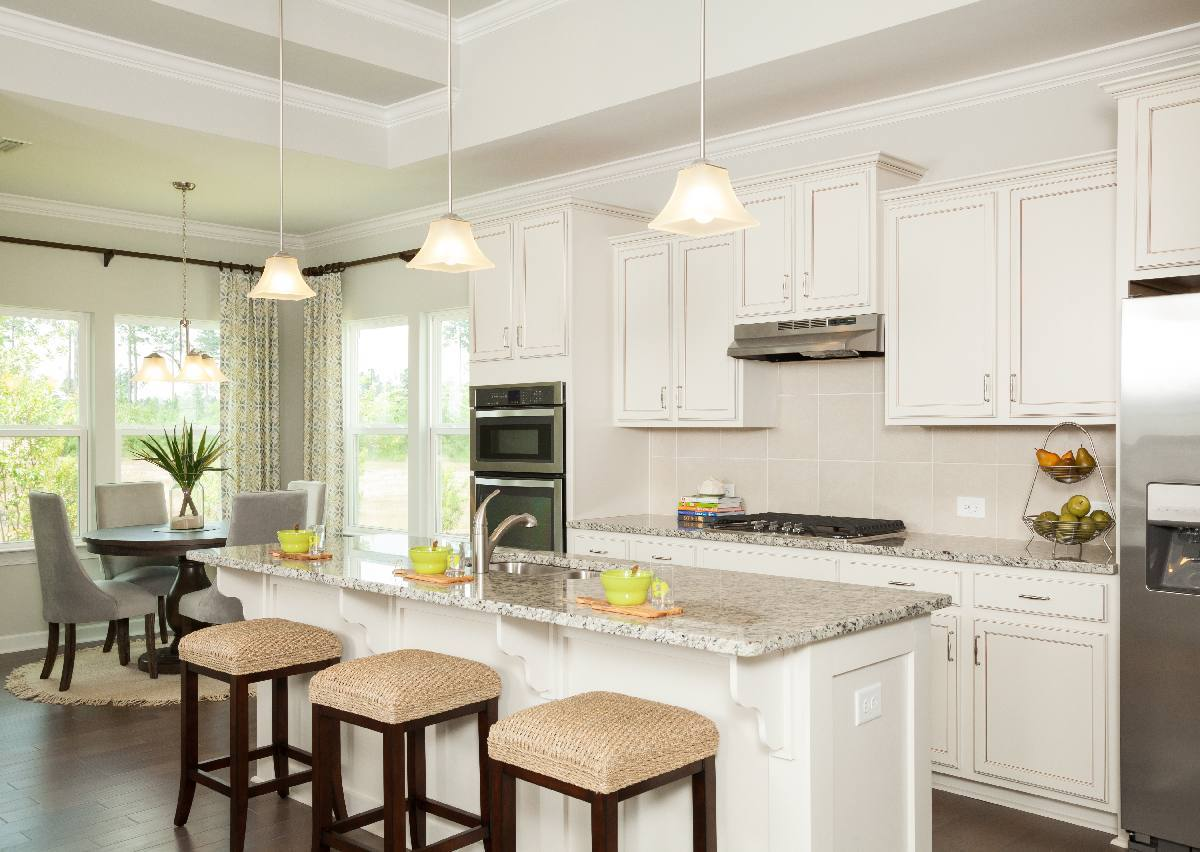 Kitchen featured in The Montcrest By True Homes - Charlotte