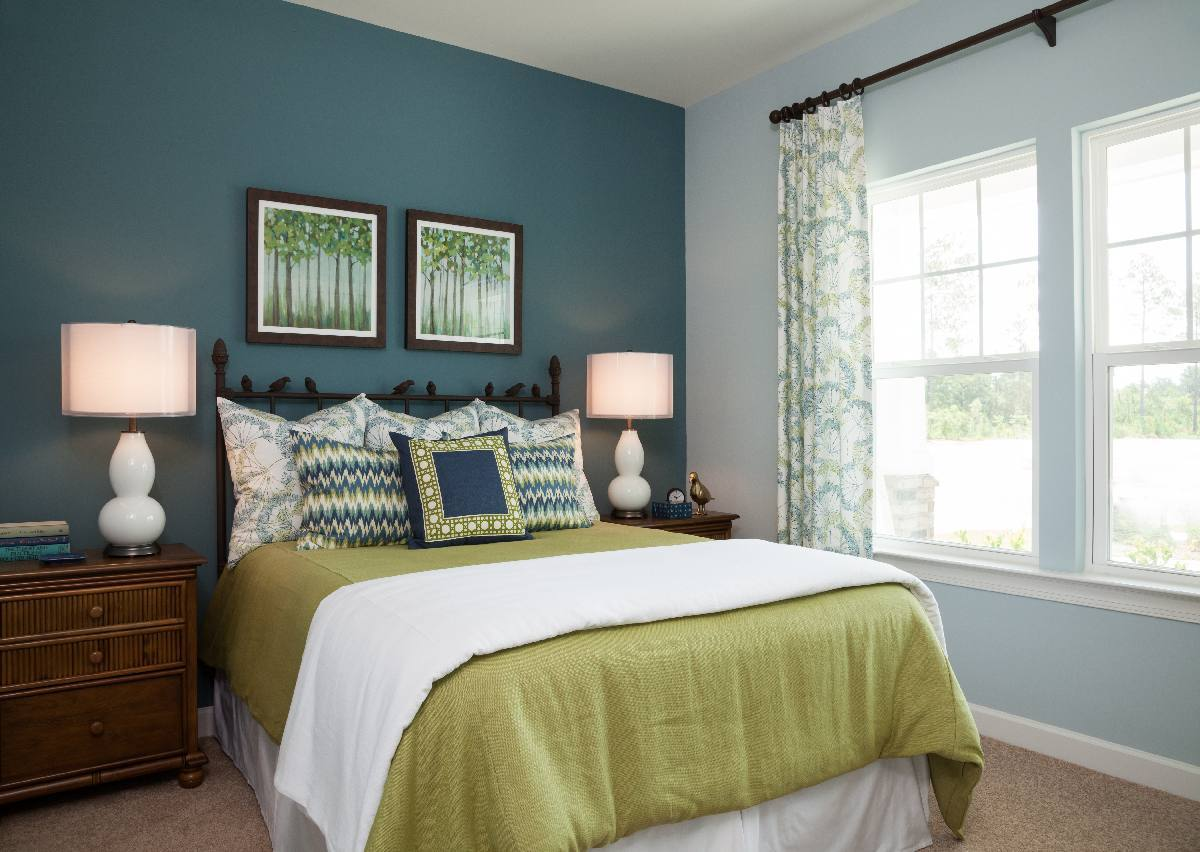Bedroom featured in The Montcrest By True Homes - Charlotte