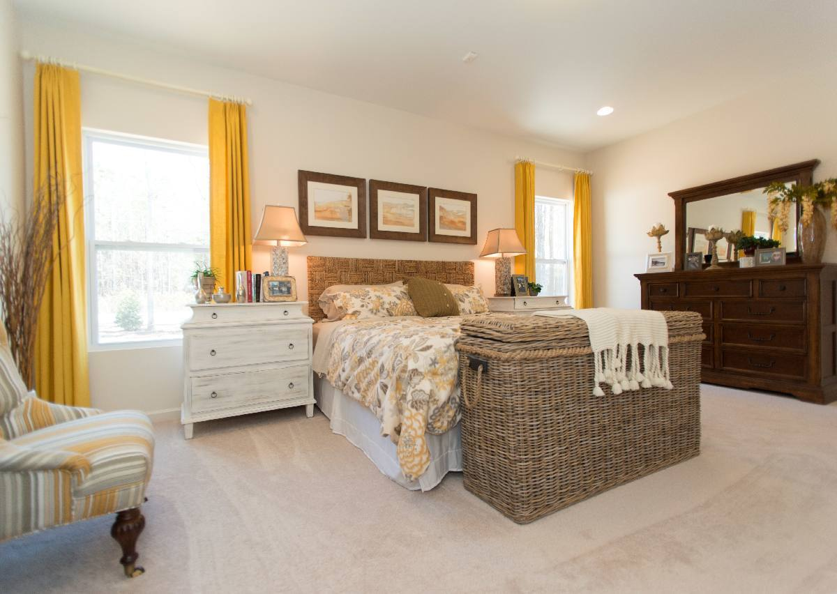 Bedroom featured in The Bayside By True Homes - Coastal in Wilmington, NC