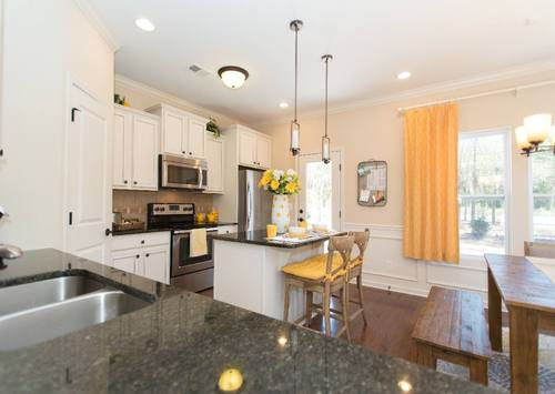 Kitchen-in-The Bayside-at-Eagle View at Stonebridge-in-Monroe