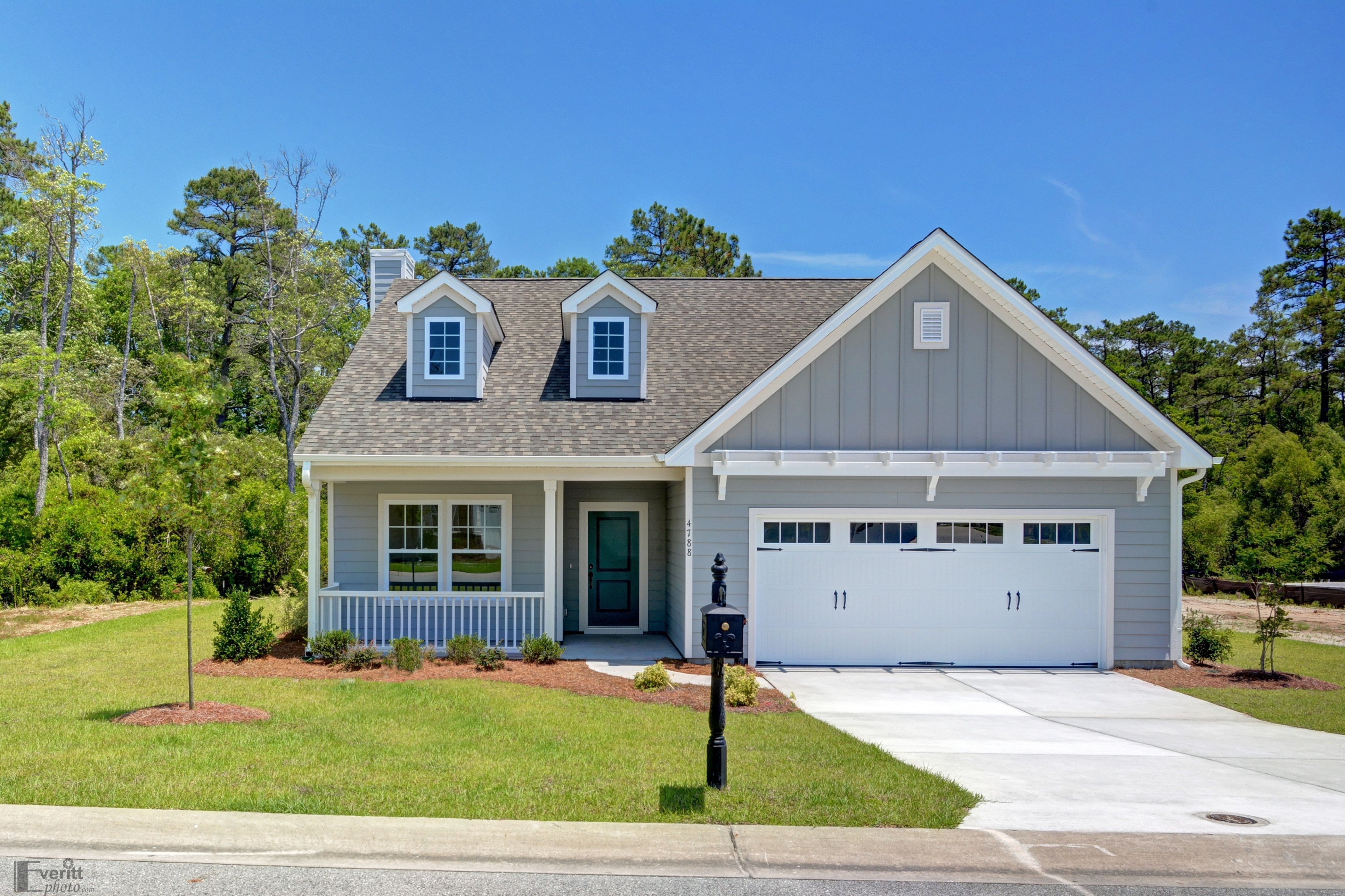 Exterior featured in The Bayside By True Homes - Coastal in Wilmington, NC