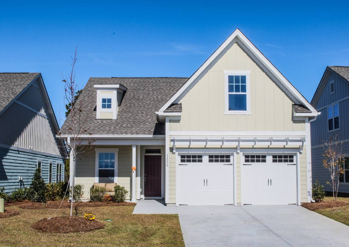 Exterior featured in The Abington By True Homes - Charlotte