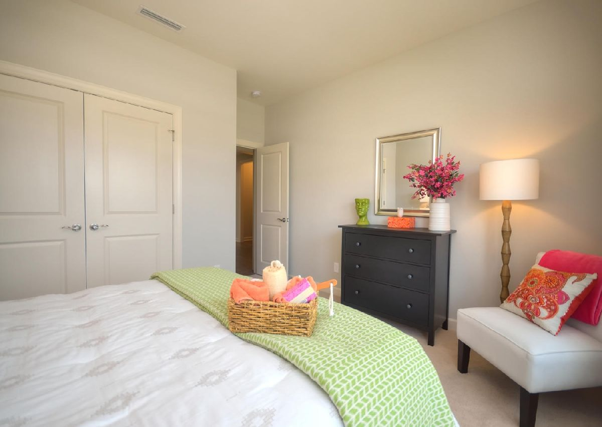 Bedroom featured in The Vale By True Homes - Coastal in Wilmington, NC