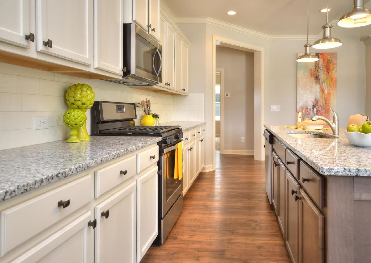 Kitchen featured in The Vale By True Homes - Coastal in Wilmington, NC