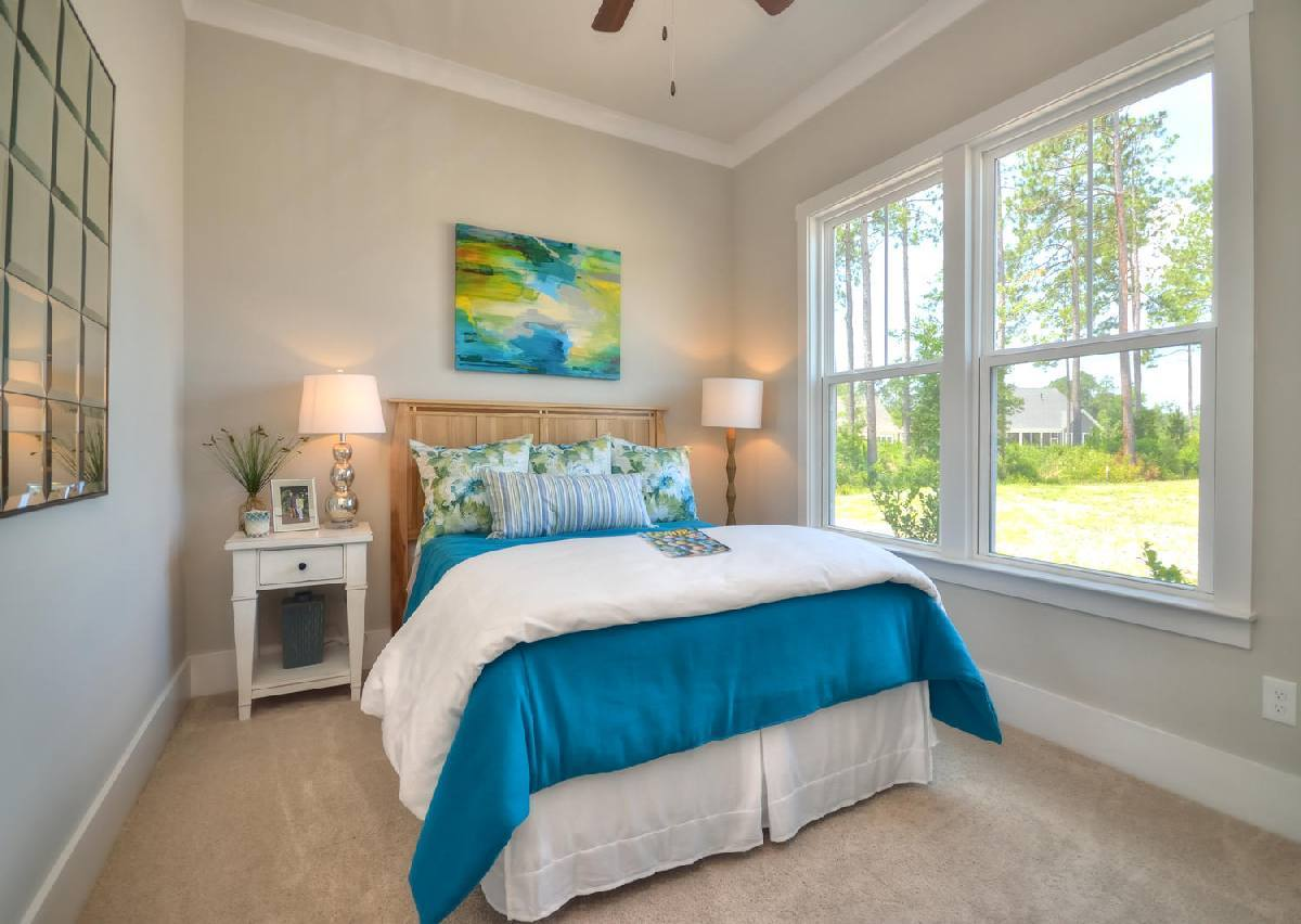 Bedroom featured in The Langley By True Homes - Charlotte in Charlotte, SC