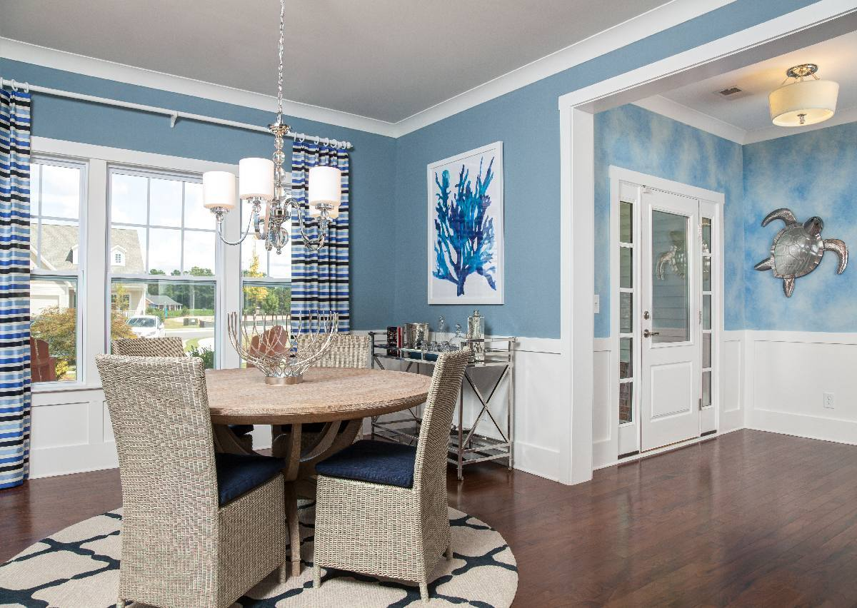 Kitchen featured in The Langley By True Homes - Coastal in Wilmington, NC