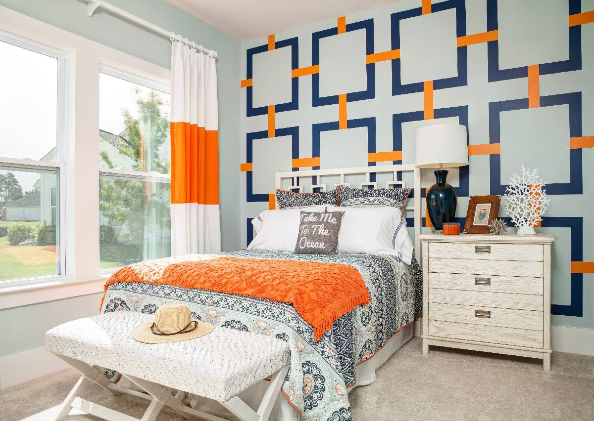 Bedroom featured in The Langley By True Homes - Coastal in Wilmington, NC