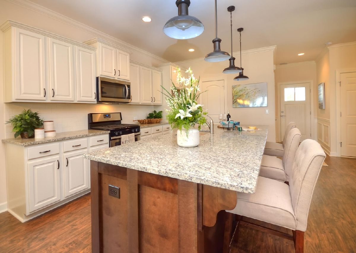Kitchen featured in The Dobson By True Homes - Coastal in Wilmington, NC