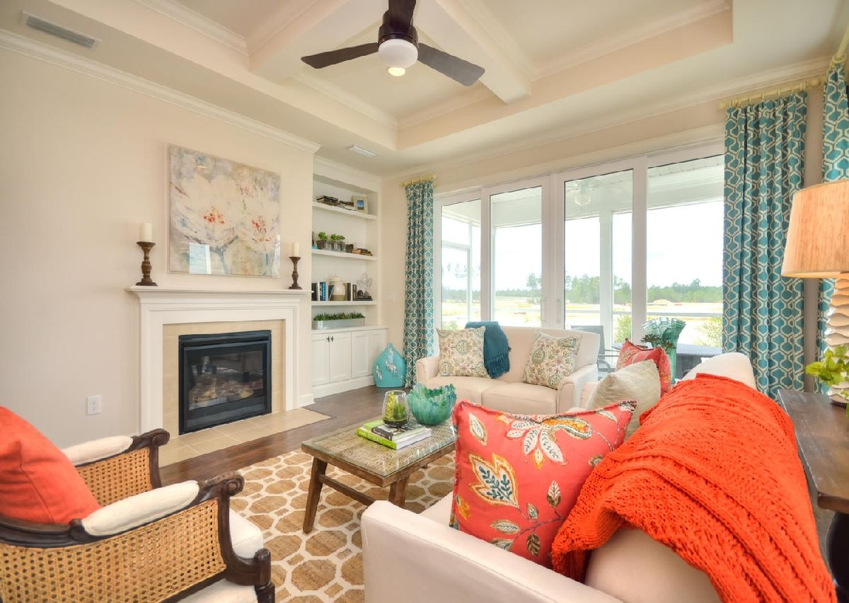 Living Area featured in The Dobson By True Homes - Coastal in Wilmington, NC