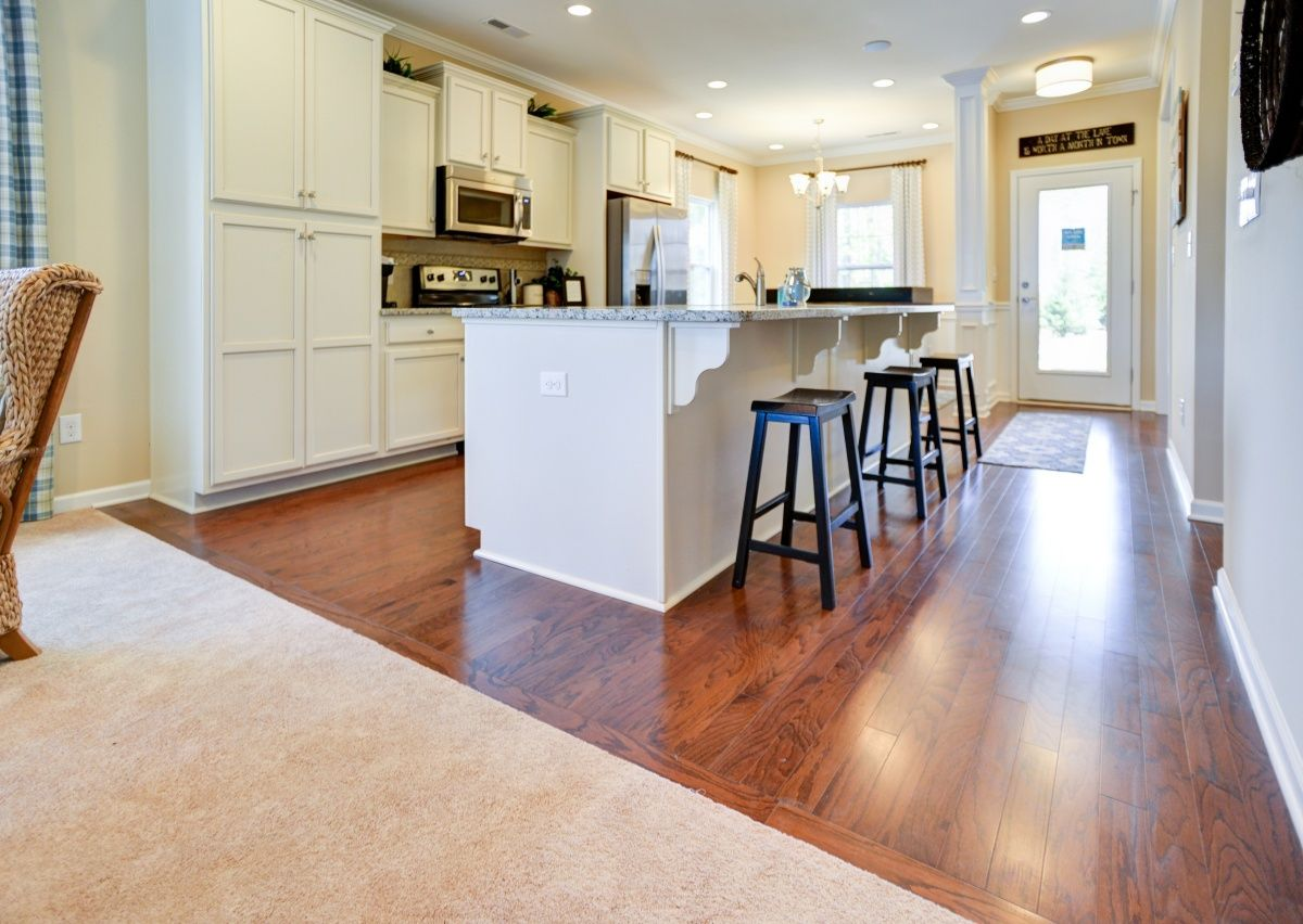 Kitchen-in-The Abington-at-Hidden Lakes-in-Statesville