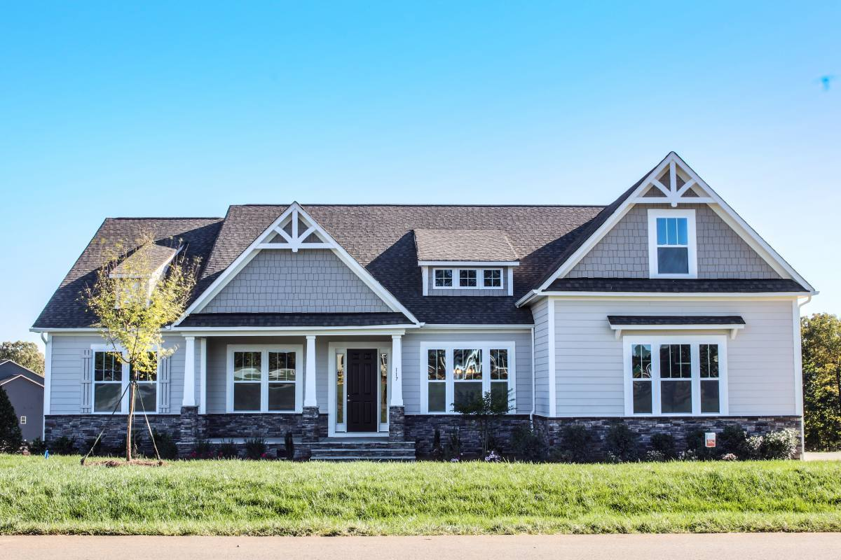 Exterior featured in The Hardwick By True Homes - Coastal in Wilmington, NC
