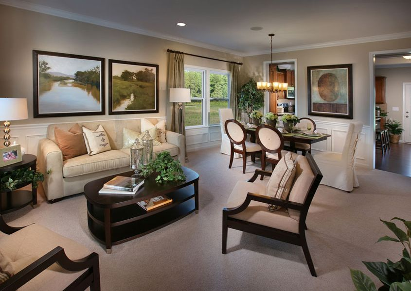 'Grandview' by True Homes - Charlotte in Charlotte