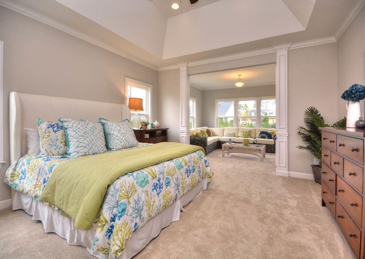 Bedroom featured in The Brodrick By True Homes - Coastal in Wilmington, NC
