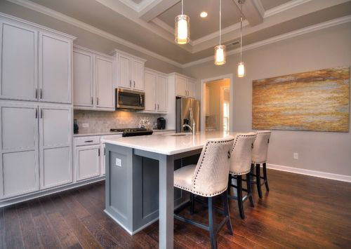 Kitchen-in-The Brodrick-at-Eagle View at Stonebridge-in-Monroe