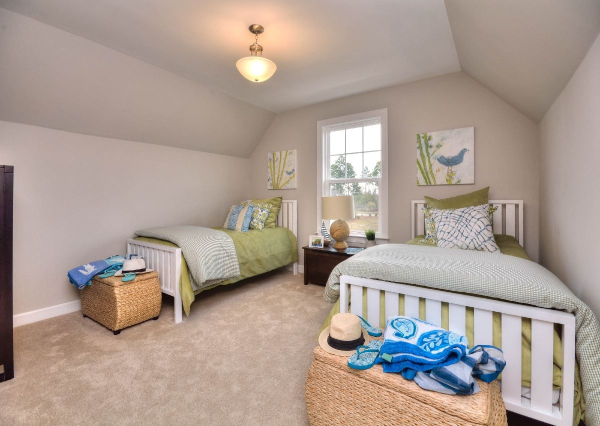 Bedroom featured in The Brodrick By True Homes - Coastal in Wilmington, NC