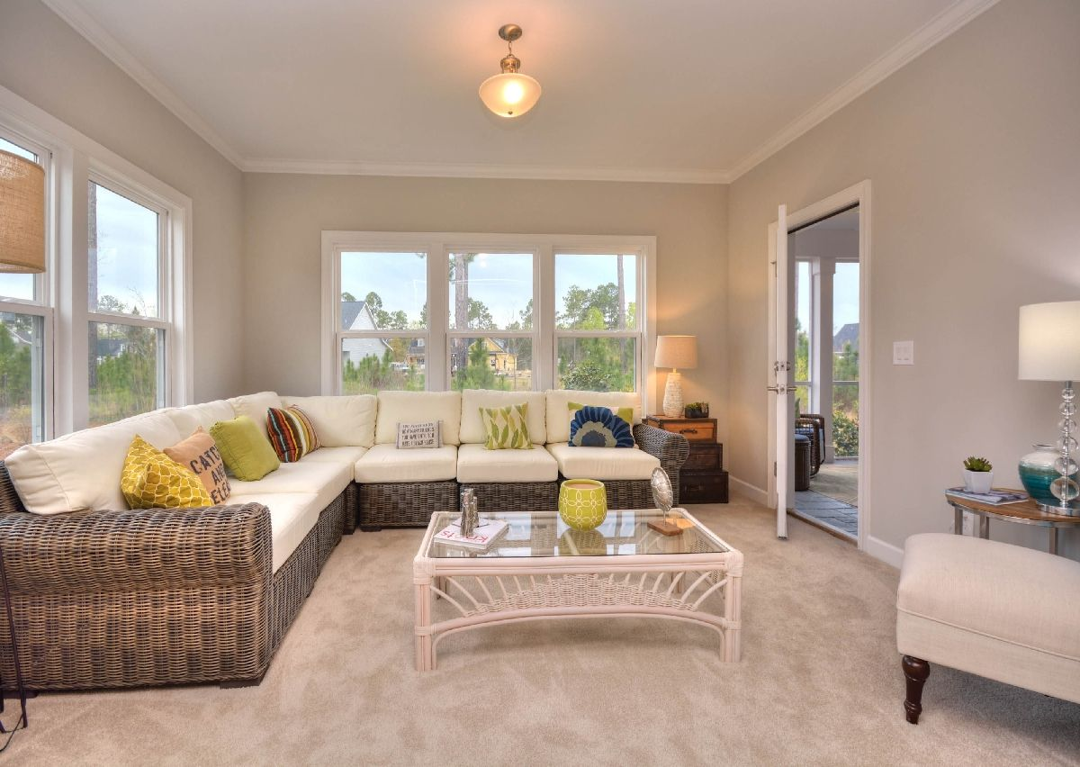 Living Area featured in The Brodrick By True Homes - Coastal in Wilmington, NC