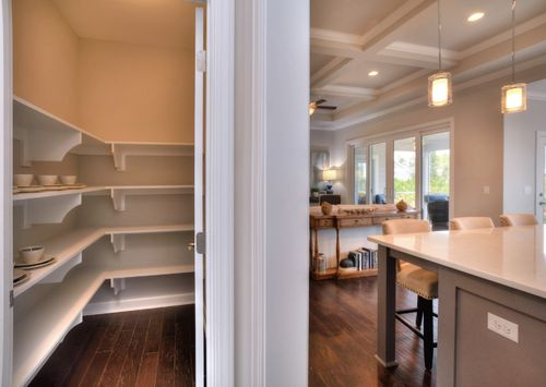 Pantry-in-The Brodrick-at-The Traditions at Greenbrier-in-Waxhaw