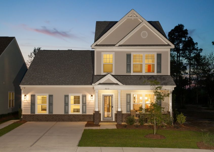 'Parkway Crossing at Brunswick Forest' by True Homes - Coastal in Wilmington