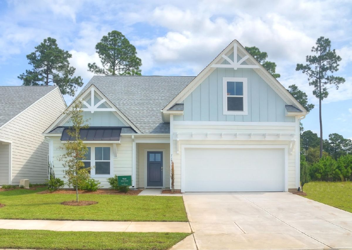 Exterior featured in The Vale By True Homes - Triad in Greensboro-Winston-Salem-High Point, NC