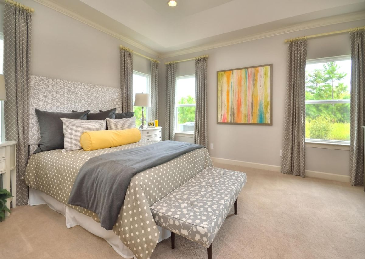 Bedroom featured in The Vale By True Homes - Triad in Greensboro-Winston-Salem-High Point, NC