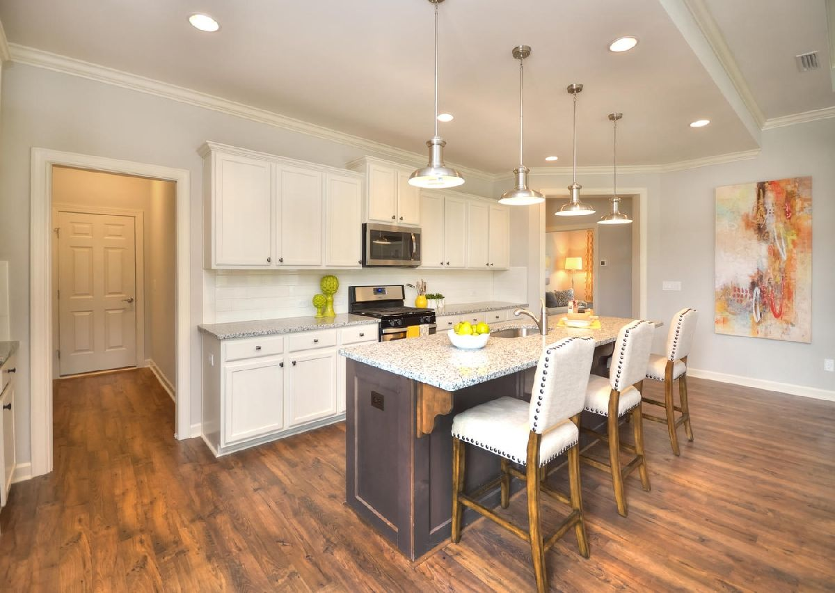 Kitchen featured in The Vale By True Homes - Triad in Greensboro-Winston-Salem-High Point, NC