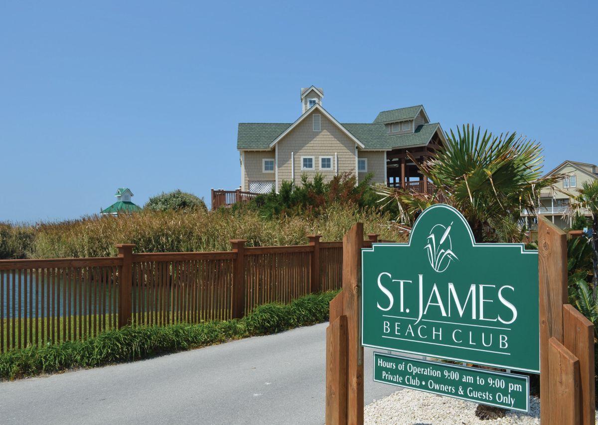 'St. James Seaside' by True Homes - Coastal in Wilmington