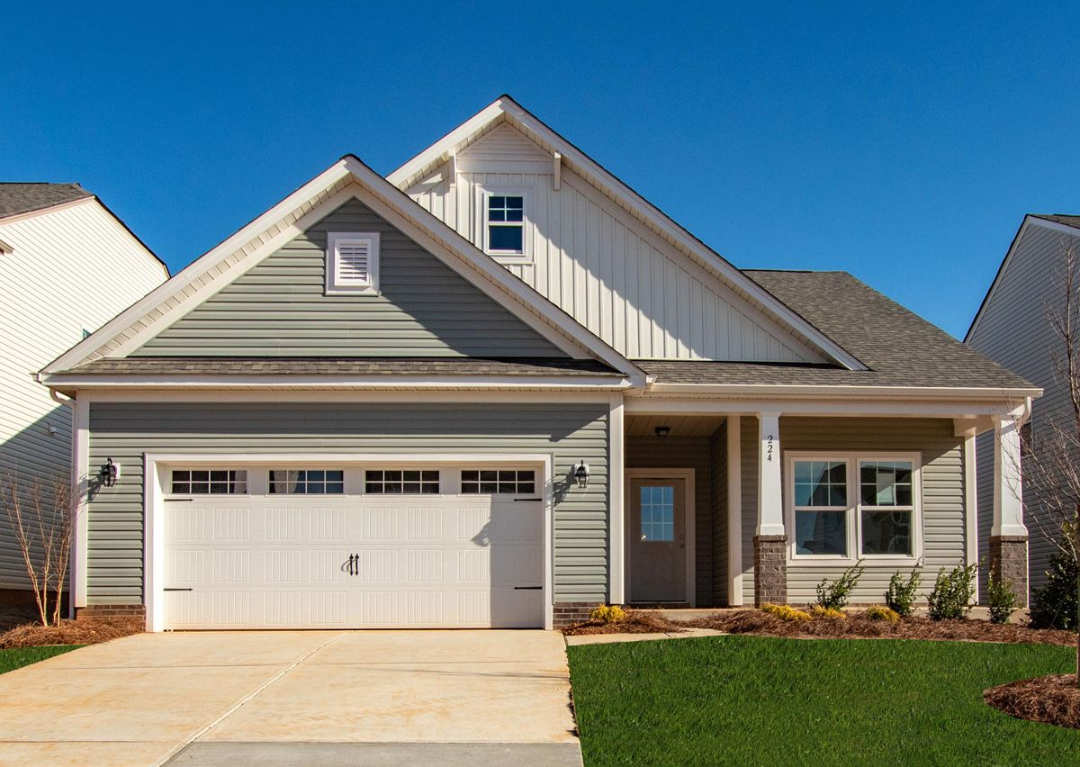 Exterior featured in The Bayside By True Homes - Charlotte in Charlotte, NC