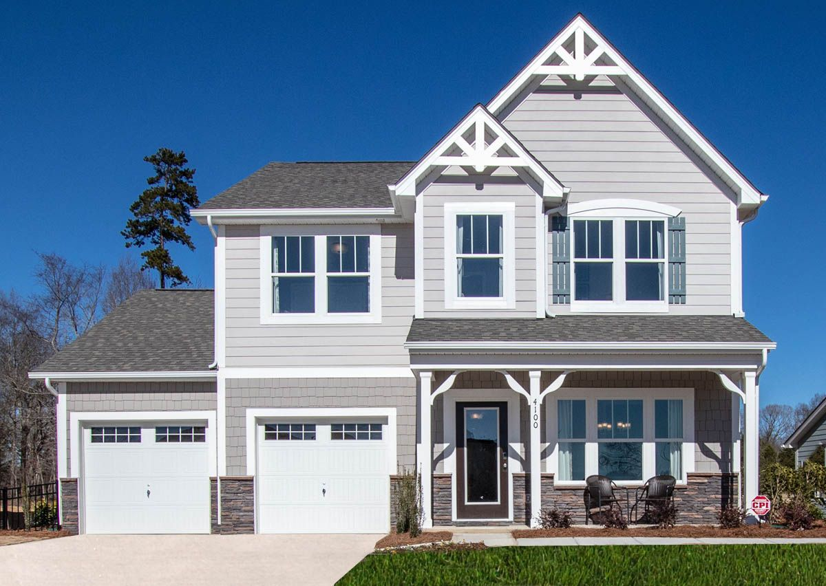 Exterior featured in The Jasper By True Homes - Charlotte in Charlotte, NC
