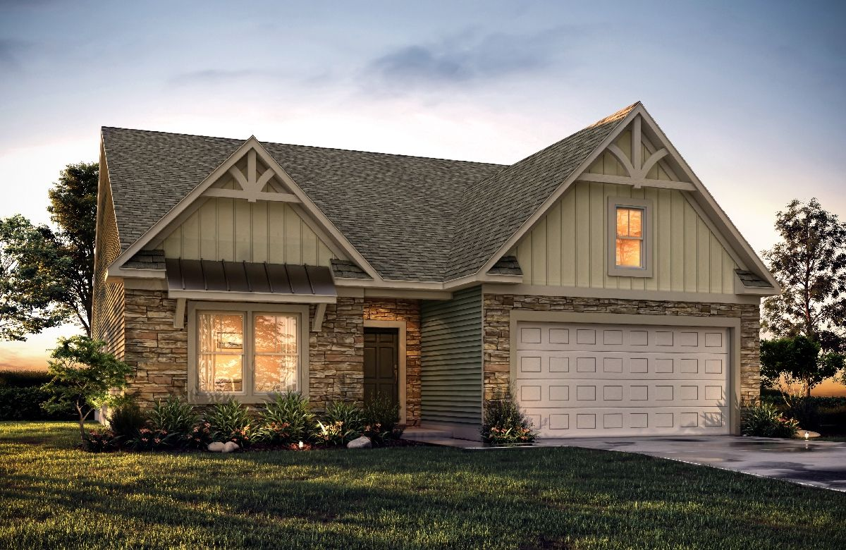 Exterior featured in The Vale By True Homes - Coastal in Wilmington, NC