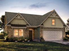 The Vale - Boulding Branch Estates: High Point, North Carolina - True Homes - Triad
