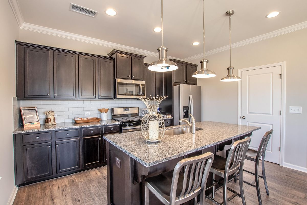 Kitchen-in-The Kacey-at-Villages of Apex-in-Walnut Cove