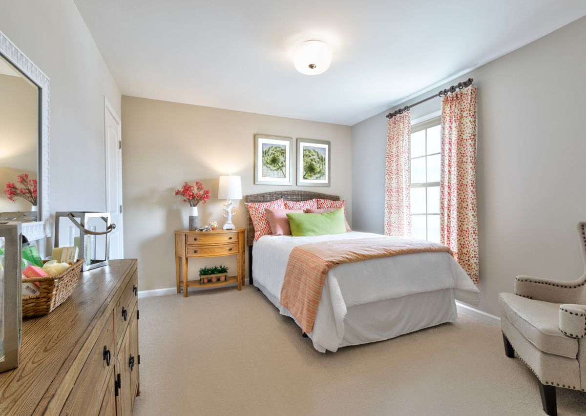 Bedroom featured in The Riley By True Homes - Charlotte in Charlotte, NC