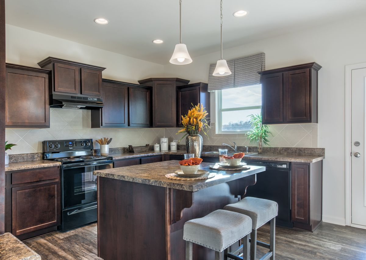 Kitchen featured in The Hudson By True Homes - Charlotte in Greensboro-Winston-Salem-High Point, NC