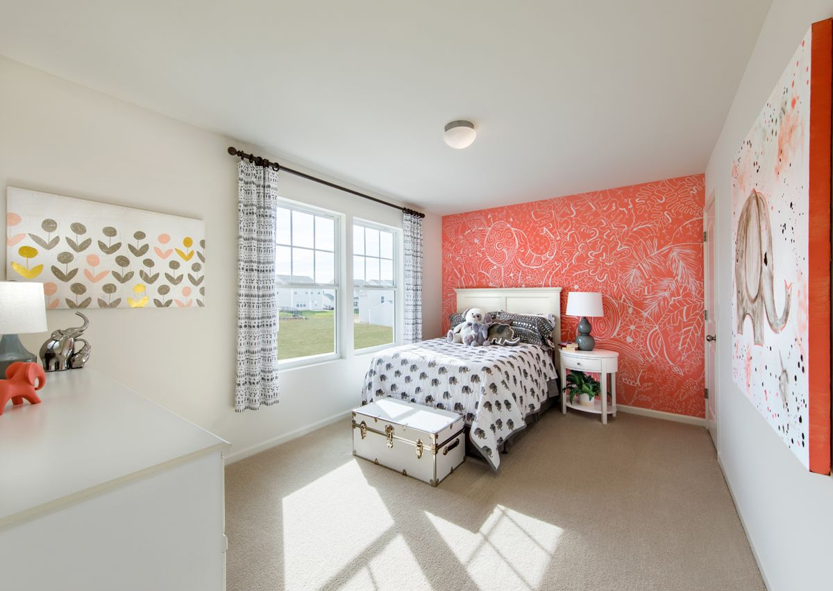 Bedroom featured in The Hudson By True Homes - Triad in Greensboro-Winston-Salem-High Point, NC