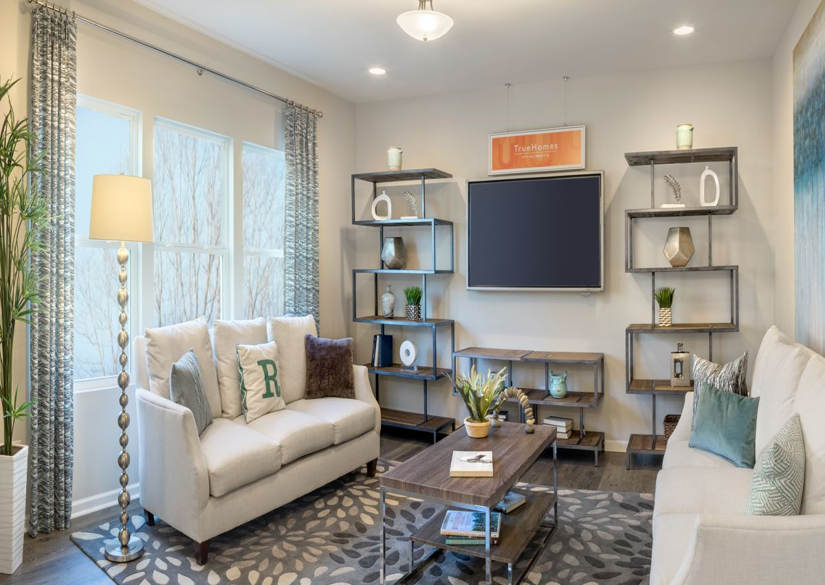 Living Area featured in The Huntley By True Homes - Charlotte in Charlotte, SC