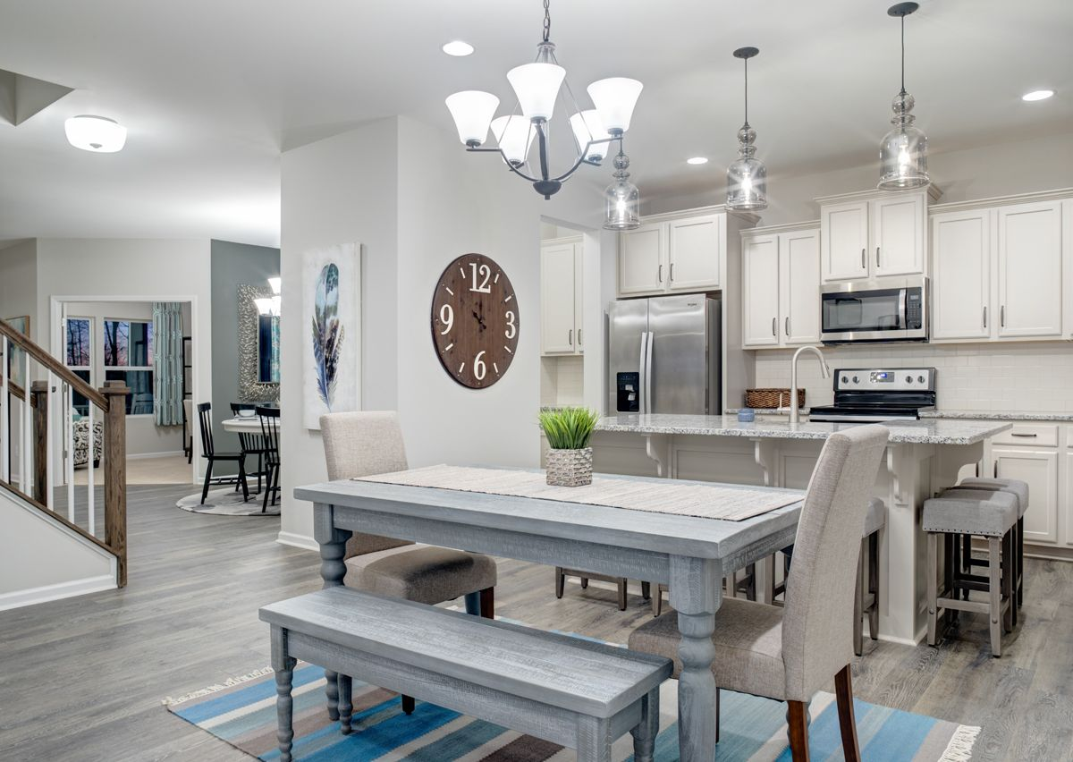 Kitchen featured in The Huntley By True Homes - Charlotte in Charlotte, SC