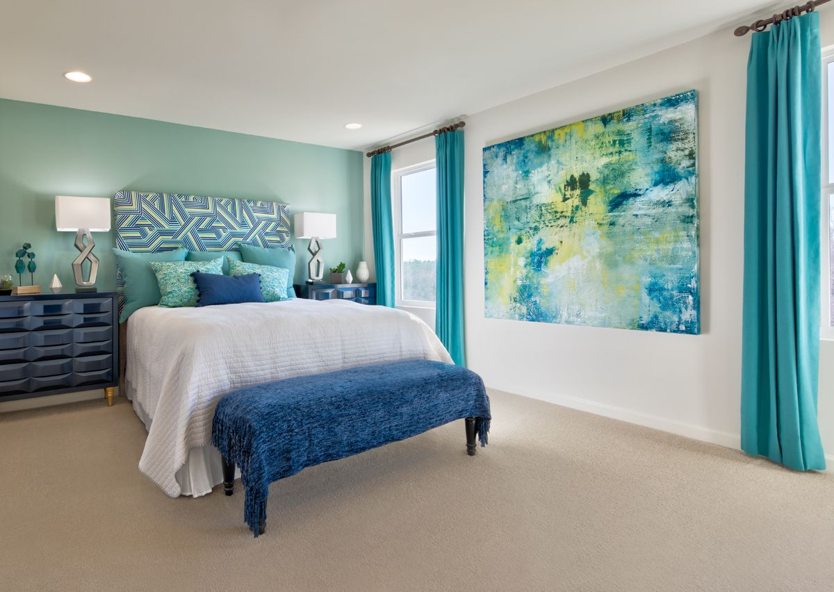 Bedroom featured in The Lenox By True Homes - Charlotte in Charlotte, NC