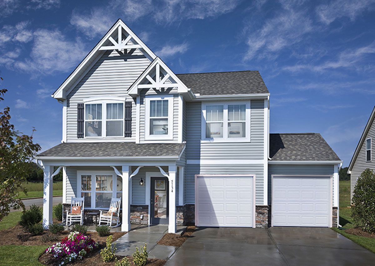 'Edgewater Lake View Pointe' by True Homes - Charlotte in Charlotte