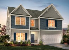 The Kipling - Reedy Fork - Oakgate: Greensboro, North Carolina - True Homes - Triad
