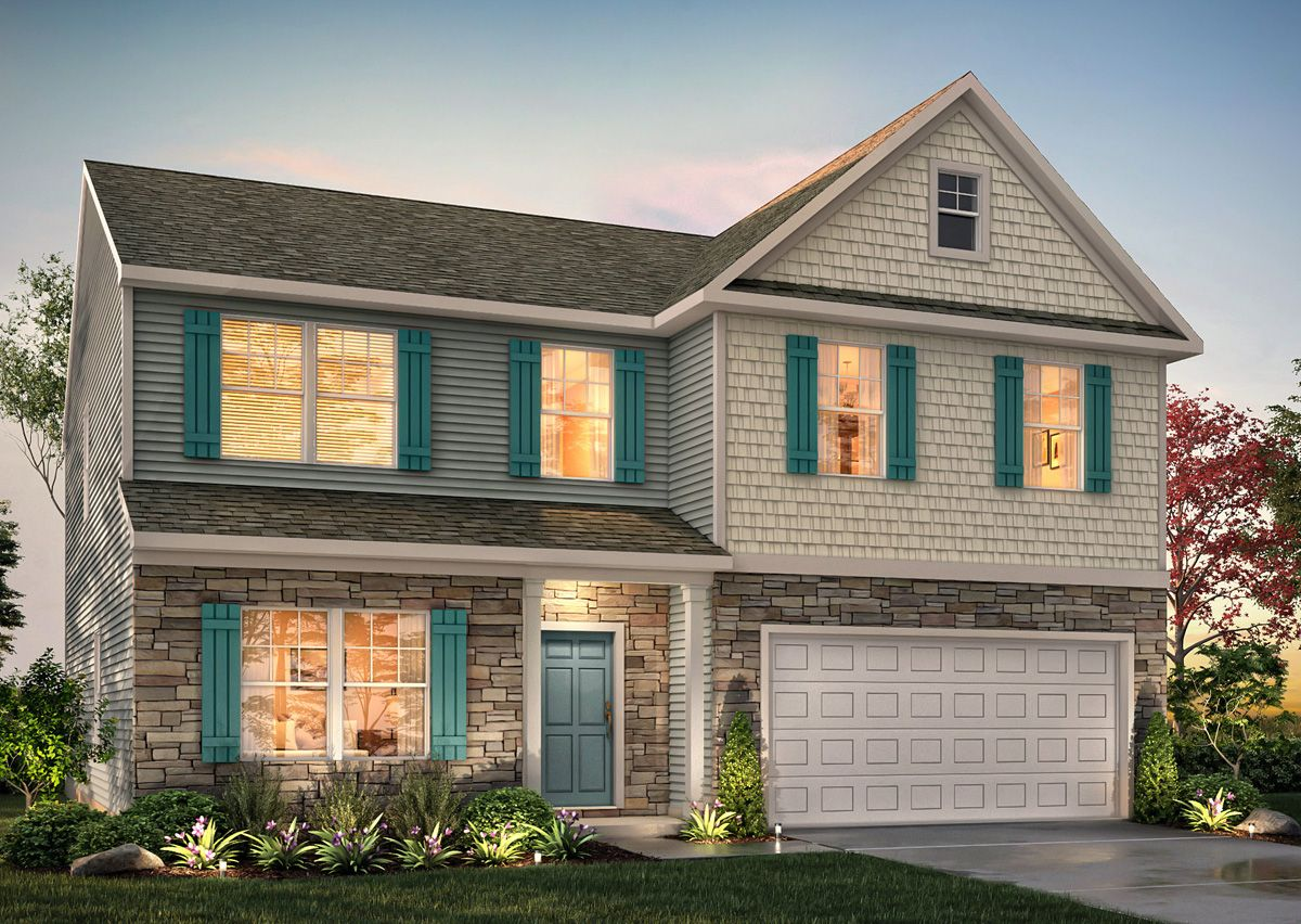 Exterior featured in The Kipling By True Homes - Charlotte in Charlotte, NC