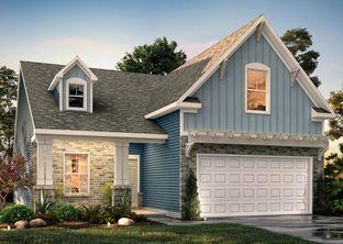 The Dobson - Arbordale: Mount Holly, North Carolina - True Homes - Charlotte