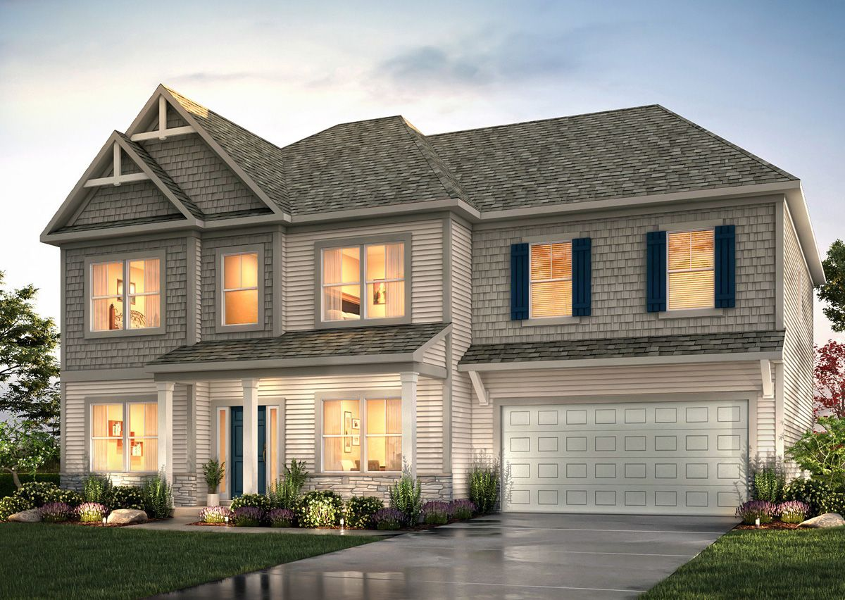 Exterior featured in The Bedford By True Homes - Coastal in Wilmington, NC
