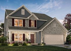 The Wakefield - Arlie Meadows: Lillington, North Carolina - True Homes - Raleigh