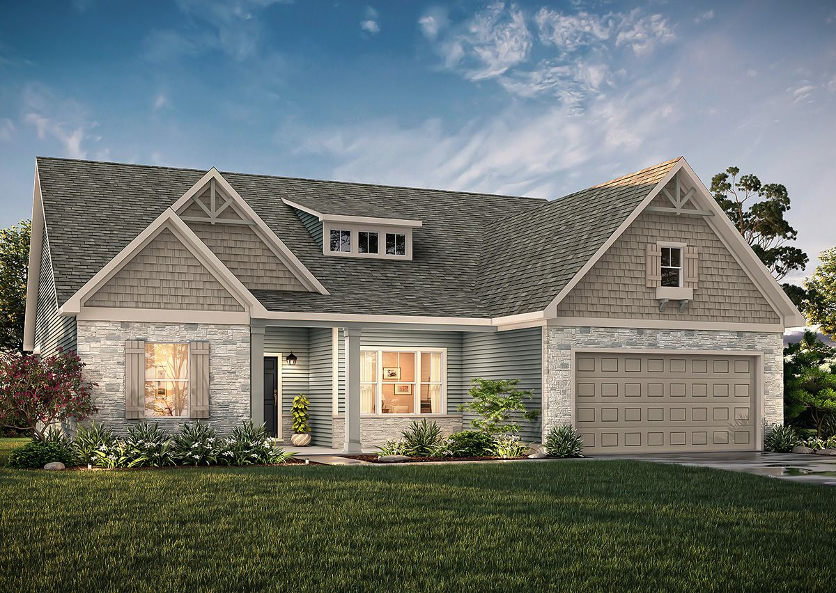 Exterior featured in The Broadway By True Homes - Coastal in Wilmington, NC