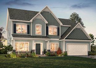 The Drake - Manors at Handsmill: York, North Carolina - True Homes - Charlotte