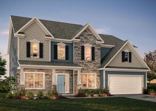The Kemp - Prestwick: Indian Land, North Carolina - True Homes - Charlotte