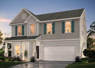 The Huntley - Prestwick: Indian Land, North Carolina - True Homes - Charlotte