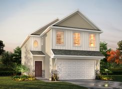 The Elon - Reedy Fork - Oakgate: Greensboro, North Carolina - True Homes - Triad
