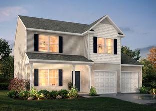 The Hudson - Alexander Commons: Monroe, North Carolina - True Homes - Charlotte